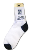 Blair Academy Socks.