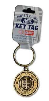 Brass Key Tag