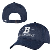 Navy Blair Academy Hat