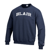 Navy Blair Crew Sweatshirt