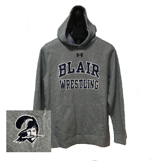 Wrestling - UA Men's Fleece Hood